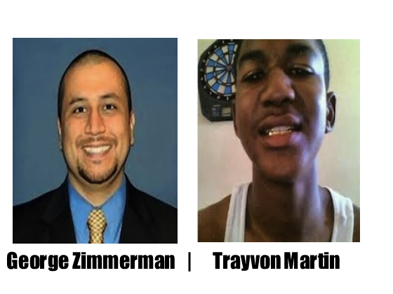 Martin, Zimmerman, and Race